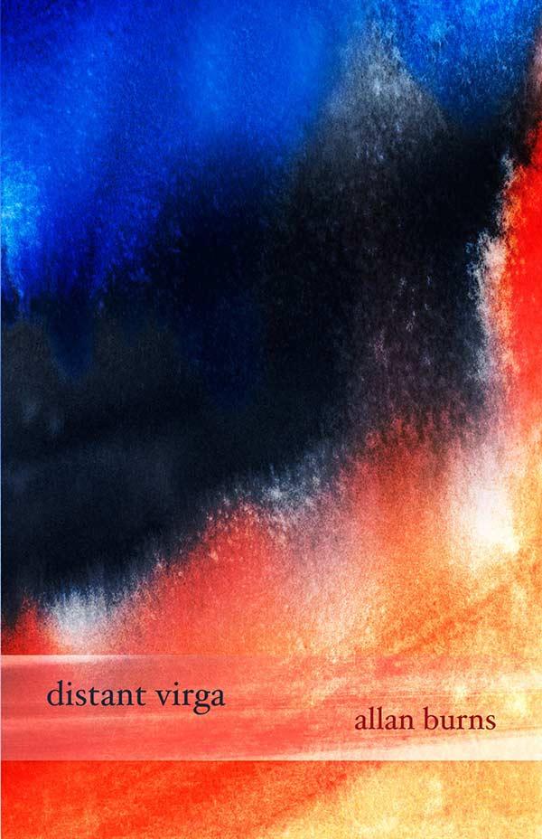 Distant Virga, Haiku By Allan Burns