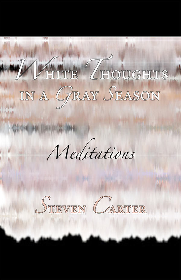 White Thoughts In A Gray Season, Meditations On Sundry By Steven Carter