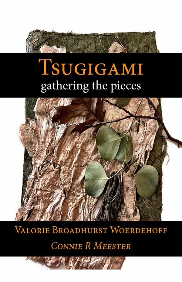 Tsugigami: Gathering The Pieces, Rengay And Linked Verse Of Valorie Broadhurst Woerdehoff And Connie R Meester