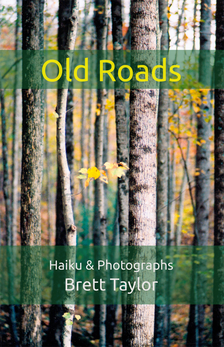 Old Roads, Haiku And Photographs Of Brett Taylor
